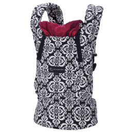 ERGO-Baby-Carrier-Designer-Organic-Сollection-Limited-Edition-Petunia-Pickle-Bottom-Frolicking-in-Fez-1